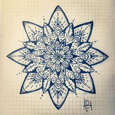 Mandalas on Pinterest | Flower Of Life, Zentangle and Mandala Tattoo