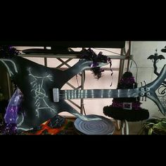 """Meet your Posher, Carrie Hi! I'm Carrie. Some of my favorite brands are UNIF/rock & goth apparel/jewelry/killstar, on & on! Lol This is my dark side partner store that just opened! I will be adding things every day! I love Halloween ! & will become an """"all"""" holiday store!  I made that guitar witch broom as Areosmith as my inspiration  I am stafire8 also!!! miss boho queen with a variety of clothes in different sizes! :)  Thanks for stopping by! Feel free to leave me a comment so that I can…"""