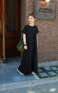 ~Staff Recommend Styling~ | JOURNAL STANDARD LADY'S 公式ブログ Korean Girl Fashion, Muslim Fashion, Modest Fashion, Fashion Outfits, Japanese Minimalist Fashion, Minimal Fashion, Comfortable Outfits, Stylish Outfits, Cute Toddler Girl Clothes