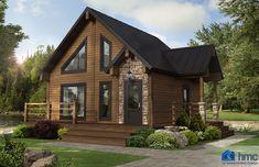 Hauss 2.0 - Habitations Mont-Carleton