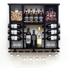 """Awesome """"bar cart decor inspiration"""" detail is available on our internet site. Check it out and you wont be sorry you did. Wine Rack Wall, Wood Wine Racks, Wine Wall, Bacardi, Scotch, Bar Cart Styling, Bar Cart Decor, Wine Storage Cabinets, Container Cafe"""
