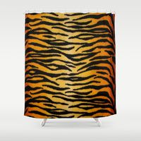 Shower Curtain featuring AnimalPrint 4 by gypsykissphotography FREE WORLD WIDE SHIPPING!!!!