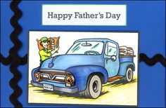 Card just for Dad