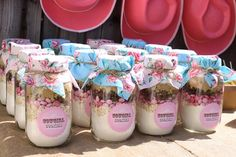 Cowgirl Party party-ideas