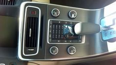 """""""Floating"""" Center Console"""