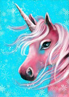 unicorn Magical Unicorn Fantasy, Unicorn Horse, Unicorn Art, Fantasy Art, Unicorn Images, Unicorn Pictures, Beautiful Unicorn, Magical Unicorn, Unicorn Painting