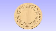 9 Best Cribbage Board Template Images Cribbage Board Template