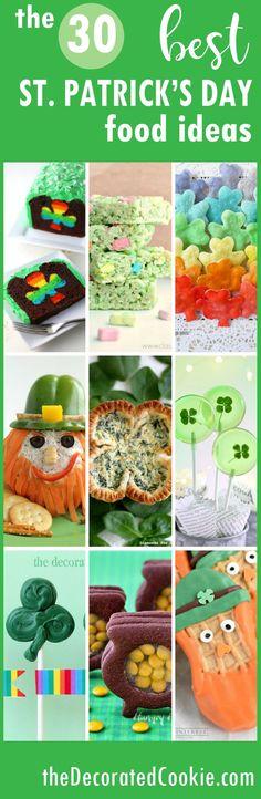 30 St. Patrick's Day