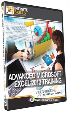 InfiniteSkills -  Advanced Microsoft Excel 2013 Training Training Video - http://www.graphicshares.com/infiniteskills-advanced-microsoft-excel-2013-training-training-video/