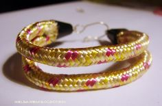 DIY TUTORIAL...bracelet necklace end clasp caps..