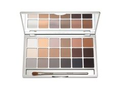 Kryolan 18 Color Natural Matte Eye Shadow Compact