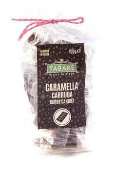 Sicilian Carob Candies  #carob #candies #sweet #gourmandise #sucréries
