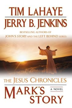 Mark's Story: The Gospel According to Peter (The Jesus Chronicles) by Tim LaHaye http://www.amazon.com/dp/0425218902/ref=cm_sw_r_pi_dp_9oZKtb0BNXYXQP9F