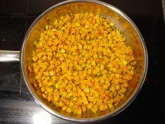 calim cubuletele de dovleac Risotto, Vegetables, Sweet, Food, Hoods, Vegetable Recipes, Meals, Veggies
