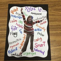 Character Traits and Making Your Students Feel Special                                                                                                                                                      More