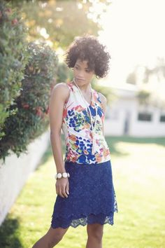 KOKOON Spring 2012: Dreamgirls Wrap Tank in Pretty Girl