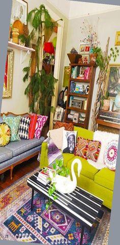 Decor, Interior, Maximalist Decor, Living Room Decor, Cheap Home Decor, Decor Inspiration, Home Decor, House Interior, Small Decor