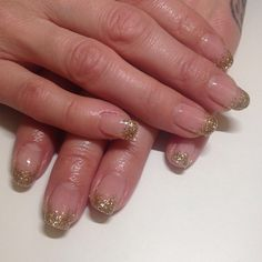 Naked Champagne Gold Calgel