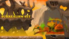 Surrealistic set has just been added to GameDev Market! Check it out: http://ift.tt/1WKb9RS #gamedev #indiedev