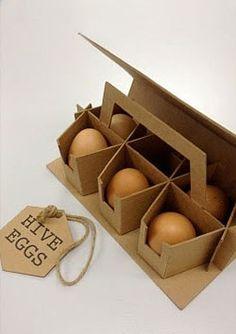 Los ejemplos de packaging más asombrosos y divertidos.......Vía Jesus Rodriguez en Pinterest.