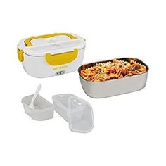 Lunchy Box Portavivande termico elettrico Borsa termica scaldavivande in Acciaio Inox - Wintem: Amazon.it: Casa e cucina