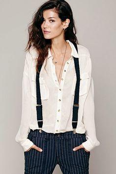 Suspenders - love it