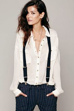 Suspenders - love it