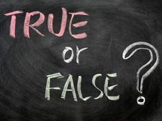 "Which of these four personality traits best classify your true character based on only ""True or False"" questions?"