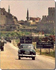 Eski İstanbul'dan 30 nostaljik fotoğraf - Galeri - Milliyet