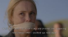 If it isn't my old friend, the dawning realization that i fucked up real bad. Submitted by realmofvane Black Sails Starz, Hannah New, Pirate Life, Friendship Quotes, Movie Tv, Tv Series, Sailing, Tv Shows, Jokes