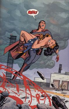Superman & Wonder Woman by Darwyn Cooke