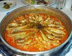 Mezgit Buğulama Turkish Recipes, Italian Recipes, Ethnic Recipes, Shellfish Recipes, Seafood Recipes, Turkish Sweets, Turkish Kitchen, Fish Pie, Fresh Fruits And Vegetables