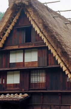 Japan Traditional Folk Houses|Gokayama #japan #toyama#Worldheritage