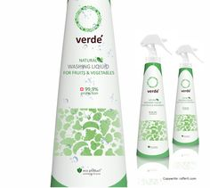 Verde on Packaging of the World - Creative Package Design Gallery
