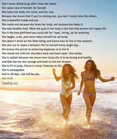 tone it up 28 days to fit fierce and fabulous by Karena Dawn and Katrina Scott - Google Search