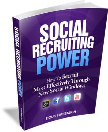 Social Recruiting Power: What a concept