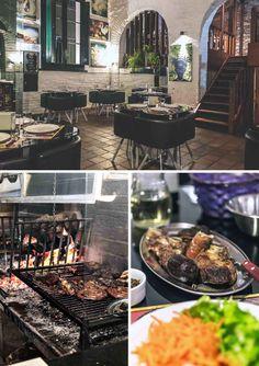Sos Gardel in Colonia Del Sacramento, Uruguay | heneedsfood.com