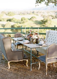 Vintage Southern California wedding inspiration | Photo by  Diana Marie Photography | Read more -  http://www.100layercake.com/blog/wp-content/uploads/2015/02/Vinatge-Southern-California-wedding-inspiration-1.jpg