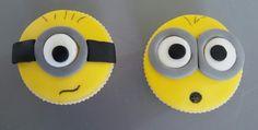 Minion Muffins