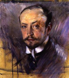 Giovanni Boldini - Self-Portrait  The Athenaeum