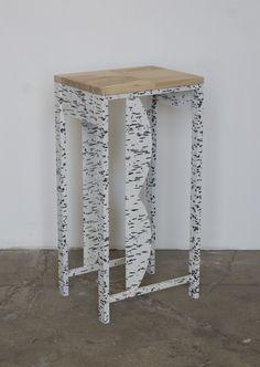 """Matt Paweski designer - Zebra (from """"The Fancy World"""")"""