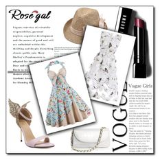 """""""Rosegal summer is coming"""" by newoutfit ❤ liked on Polyvore featuring Bobbi Brown Cosmetics"""