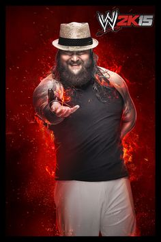 Last year's WWE was too far along when Games took on the license from THQ for it to make many big changes, but now there's no holding back. Wrestling Stars, Wrestling Videos, Wrestling Wwe, Wwe 2k14, Playstation, Erick Rowan, The Wyatt Family, Wwe Game, Raw Wwe