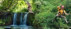 Kauai Zipline Tours - Hawaii Discount