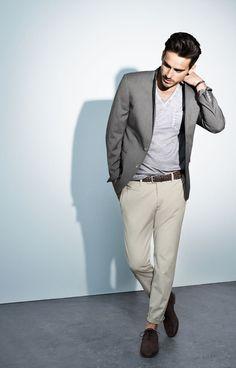 Follow my board for the best of men fashion: http://pinterest.com/chafernandez/les-beaux-habits/