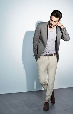 Follow my board for the best of men fashion: http://pinterest.com/chafernandez/les-beaux-habits/