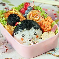 My Sweet Tooth Bento