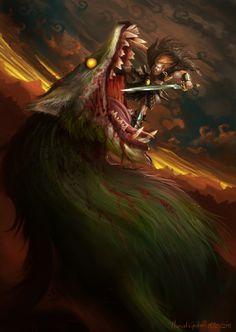 The Death of Fenrir
