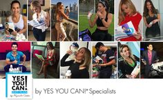 Yes You Can! Celebrities are Focused for Summer