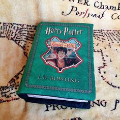 Harry Potter and the Goblet of Fire pillow book